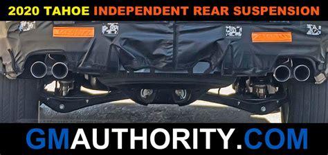tahoe       irs gm authority