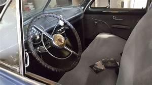 49 Ford Custom Delux 4 Door Sedan For Sale