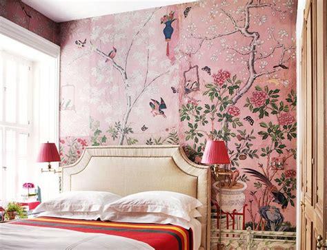antique wallpaper ideas  pinterest de gournay
