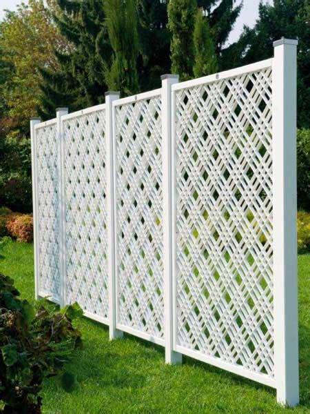 recinzioni per terrazzi recinzioni modulari bollate pannelli grigliati