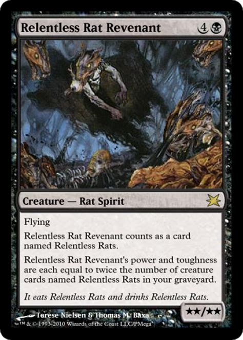 relentless rats deck legacy related keywords suggestions for mtg rats