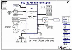 Schematics For Toshiba Satellite C70d    Satellite C75d In