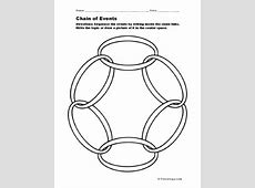 Chain of Events Sequencing Organizer Freeology