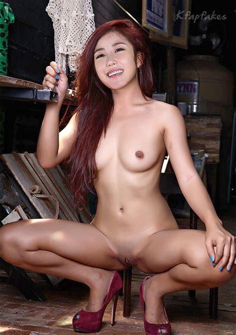 hyosung fake nude