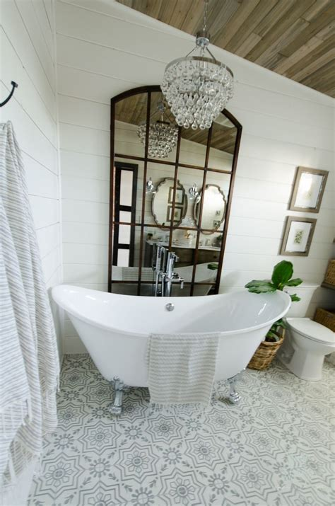 Master Bathroom Remodeling Ideas by Beautiful Farmhouse Master Bathroom Remodel