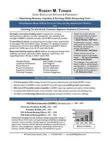 powerful executive resume sles 2017 resume sles 2017