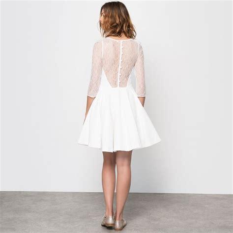 la redoute robe de mariée la redoute mademoiselle r robe de mariee
