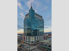 Idaho's tallest building replaces the Boise Hole