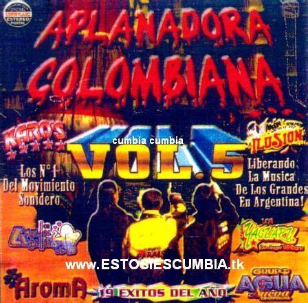 Estosiescumbiadif Aplanadora Colombiana Vol
