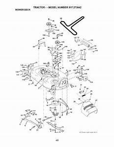 Craftsman Dyt 4000 917 273642 User Manual