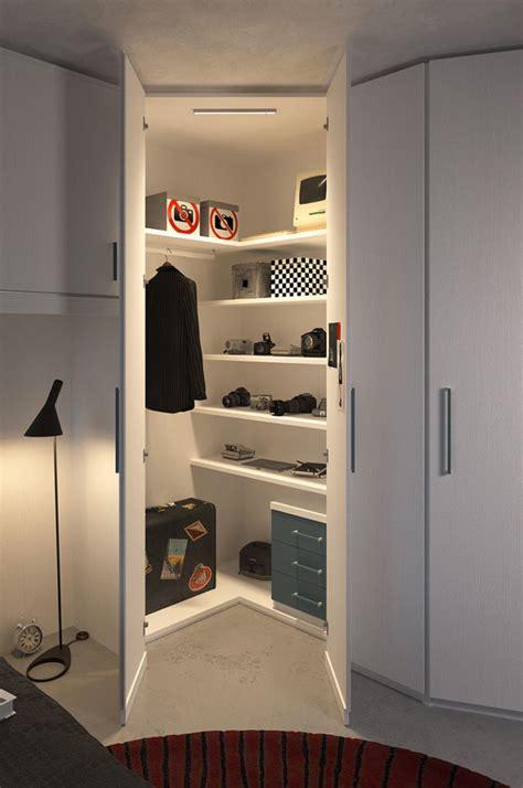 mobili per cabina armadio cabine armadio angolari per camerette con mobili doimo