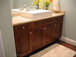 maple shaker bathroom vanity home is where the With maple bathroom furniture
