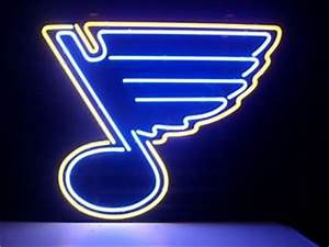 St Louis Blues Neon Light Price pare