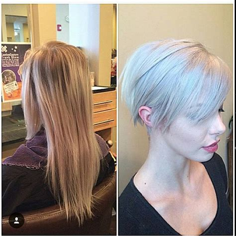 gorgeous long pixie haircuts popular haircuts