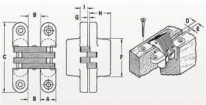 SOSS Invisible Hinge System | Model #220 | SOSS Door Hardware