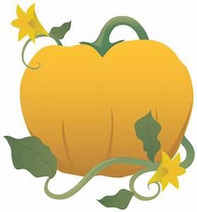 Pumpkin Vine Clip Art - ClipArt Best