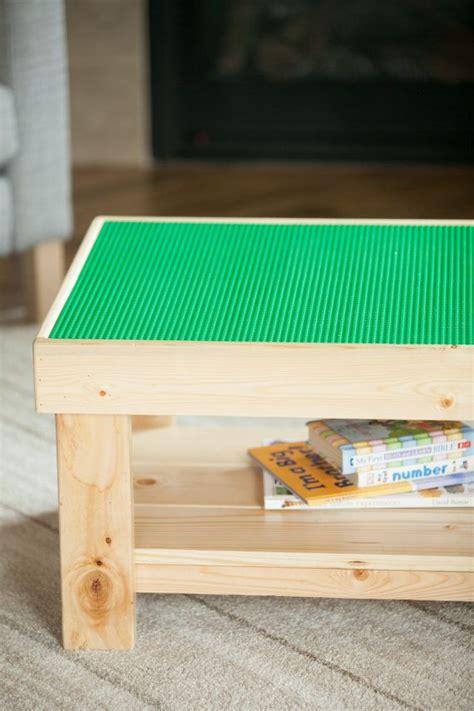 handmade kids lego table  buildplayandstore  etsy