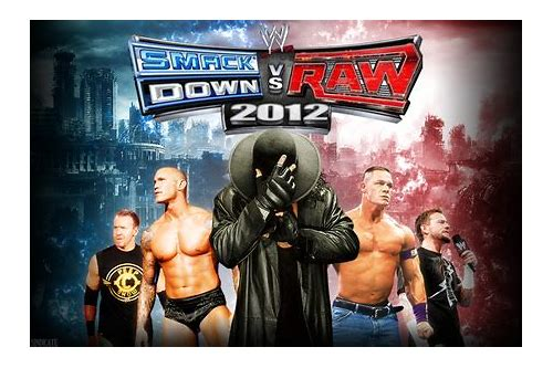 download wwe 2012 raw vs smackdown