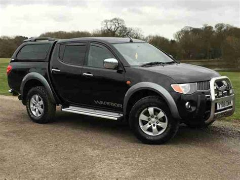mitsubishi warrior l200 mitsubishi warrior great used cars portal for sale