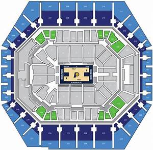 Indiana Pacers Arena Seating Chart 2019 20 Opening Night Free Indiana Pacers