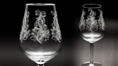 glass engraving  personalized glasses  miror gravograph