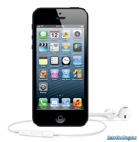 is a smartphone the same as an iphone apple iphone 5 smartphone letsgodigital