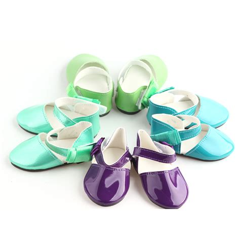 girl accessories 2016 new arrival fashion ballet shoes for american girl