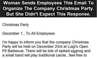 Office Christmas Parties Memes