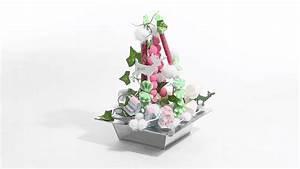 Centre De Table Noel Gteau De Bonbons Par Candy Mail