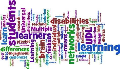 universal design for learning universal design in the classroom larissa amburgey