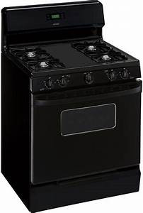 Hotpoint Rgb528pepbb 30 Inch Freestanding Gas Range With 4