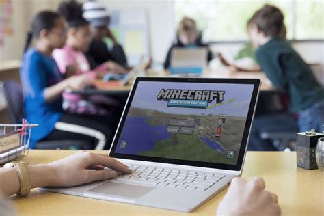 microsoft launches minecraft education edition