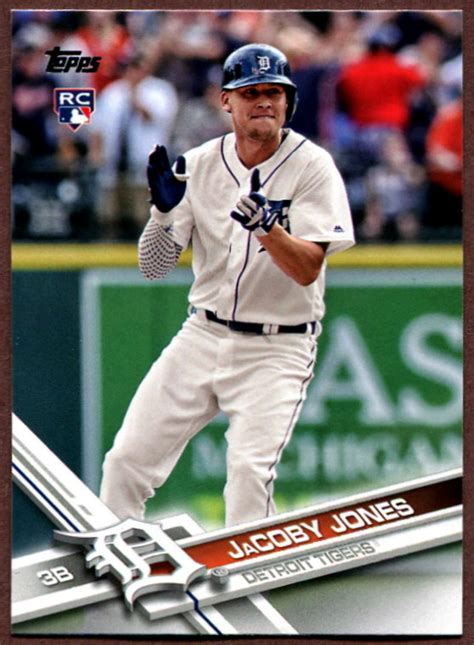 Kelenic reminds us a lot of carlson when it comes to both the minor league numbers and explosion through the mlb prospect charts. 2017 Topps Detroit Tigers Baseball Cards Team Set