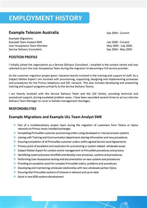 resume exles australia mining platinum class limousine