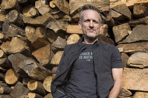 woodchopping dad thwarts alleged burglar