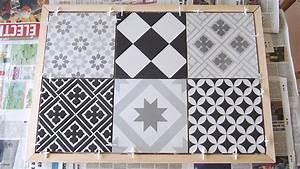 Faire Briller Des Carreaux De Ciment : diy bricolage table basse en carreaux de ciment chocodisco ~ Melissatoandfro.com Idées de Décoration