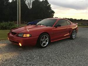 Eric's 1996 Ford Mustang - Holley My Garage
