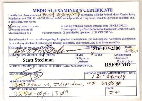 dot forms and cards nj dmv cdl medical card poemview co