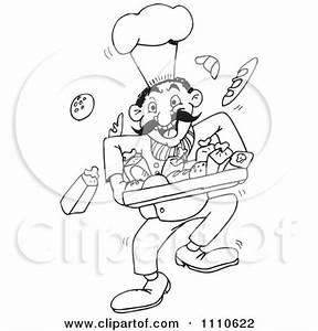 Bread Baker Clipart (47+)