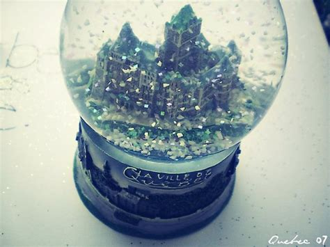 quebec city snowglobe by electrictoxicana18 on deviantart