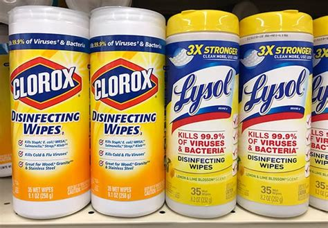Lysol Disinfecting Wipes On Granite | TcWorks.Org
