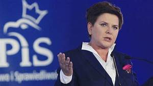 Beata Szydlo: Polish miner's daughter set to be PM - BBC News