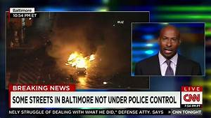 CNN Breaking News: Van Jones -- State of Emergency in ...