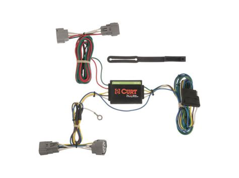 2005 Toyotum Tacoma Wiring Harnes by Toyota Tacoma 2005 2015 Wiring Kit Harness Curt Mfg