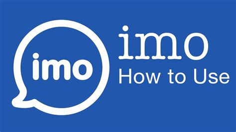 imo app how to use