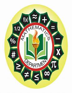 Official Mathematics Department Logo | Infinity ∞ Math