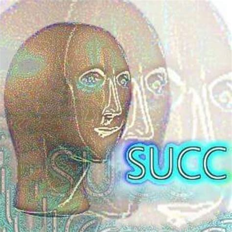 Meme Man - succ meme tumblr