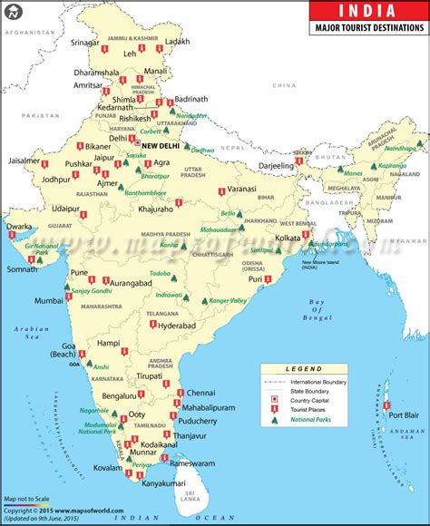 Places To Visit In India  Tourist Places In India