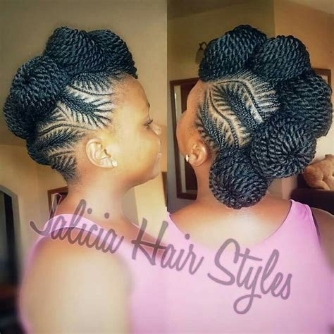 jalicia braids twists pinterest