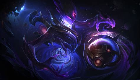 dark star orianna lol wallpapers